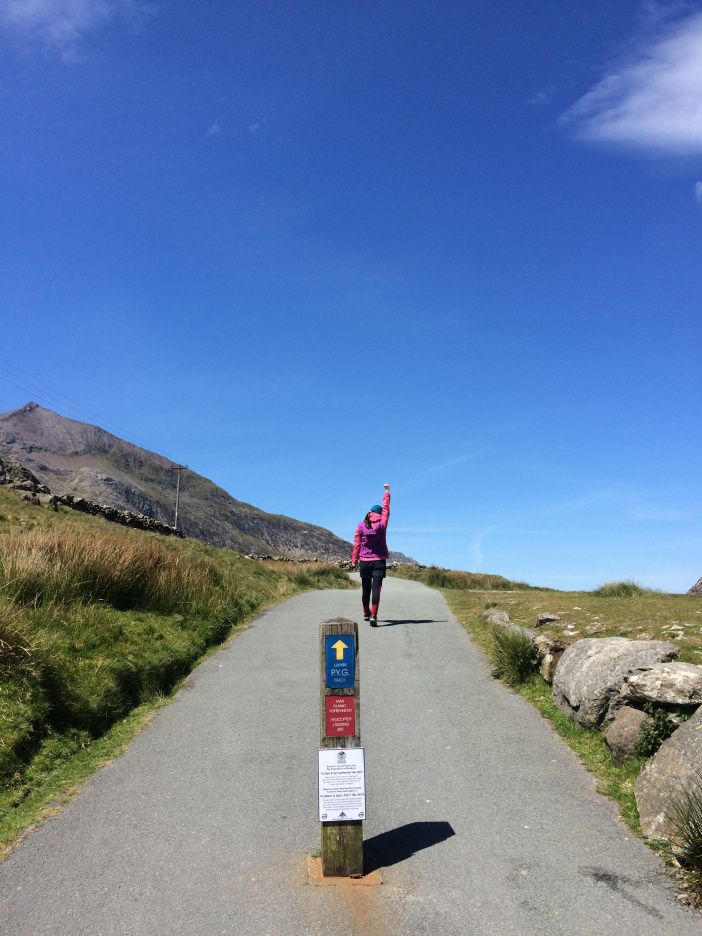 Snowdon, Wales|We travel not to escape life, but for life not to escape us.
