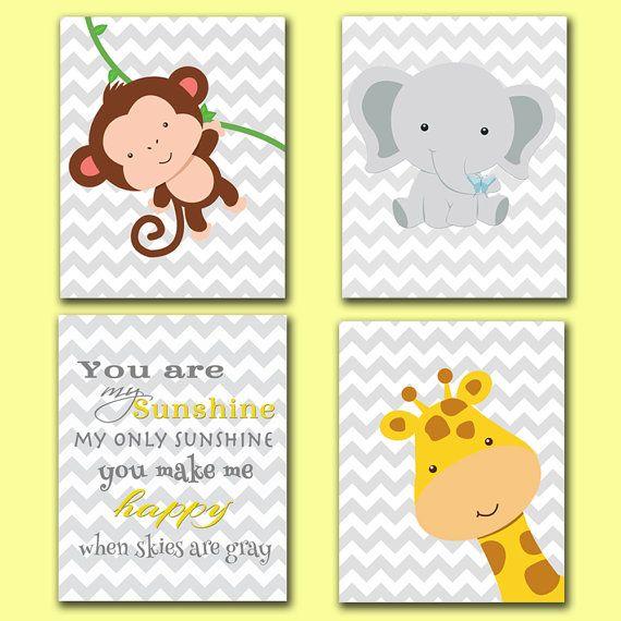 33 best Nursery images on Pinterest | Monkey nursery, Nursery ideas ...
