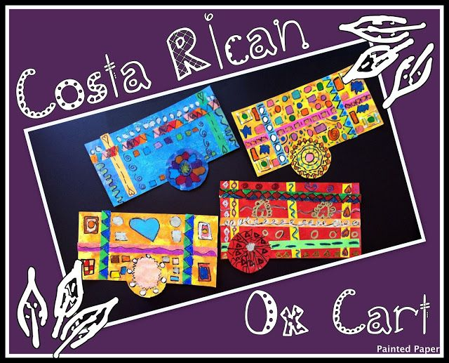 27 best hispanic family day images on pinterest mexico for Costa rica arts and crafts
