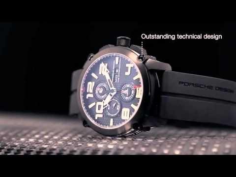 Porsche Design - P'6930 Chronograph    http://bit.ly/porschedesignfans
