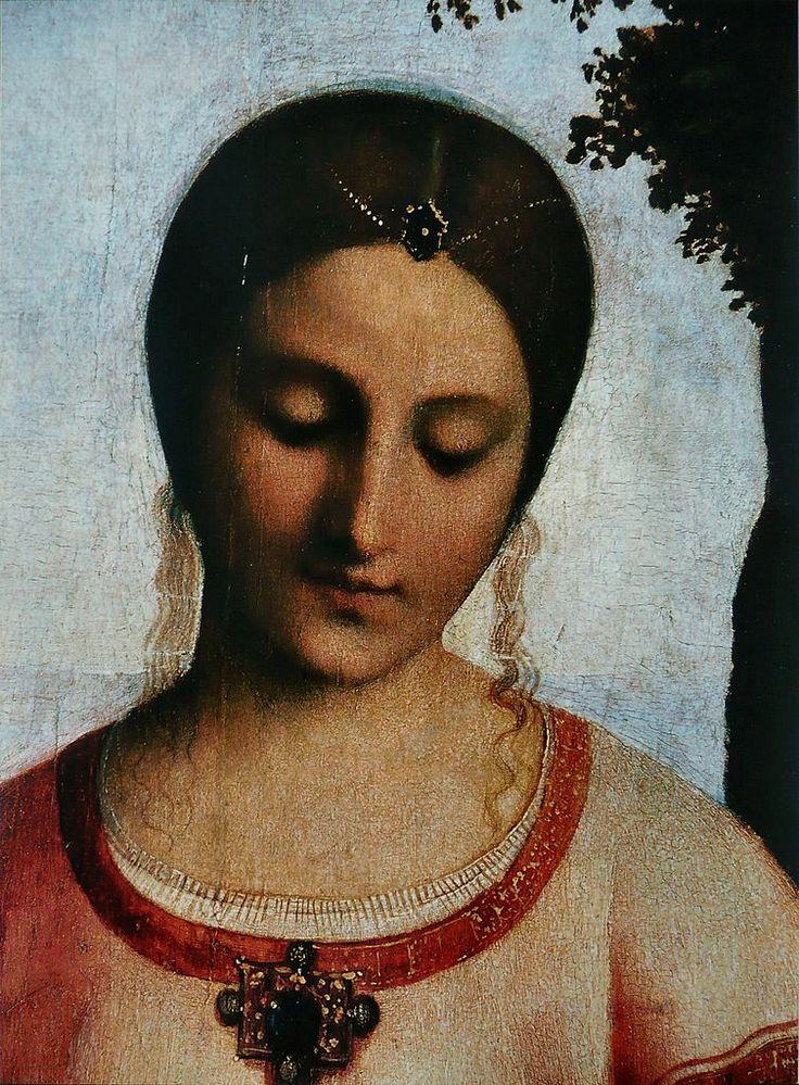 'Judith' (detail), c.1504 - Giorgio da Castelfranco
