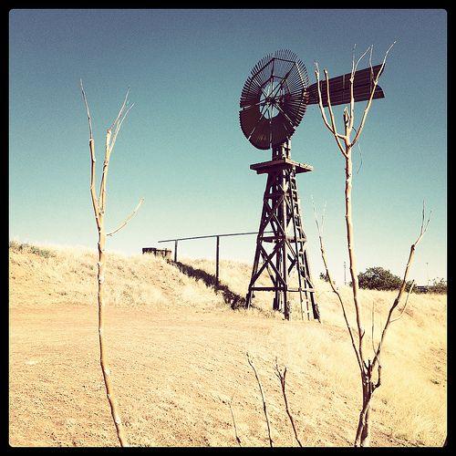Windmill National Ranching Heritage Center Lubbock Texas Tech University