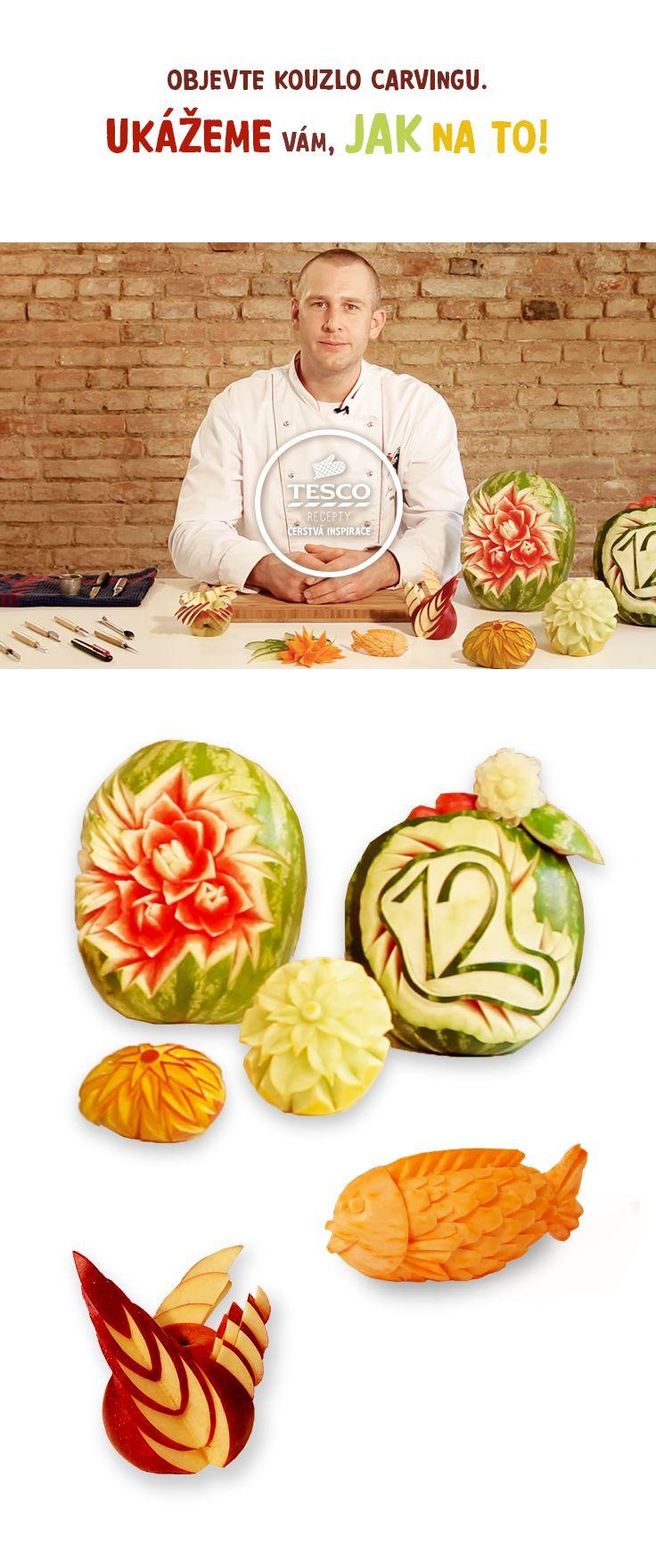 Objevte kouzlo carvingu. Ukážeme vám, jak na to!