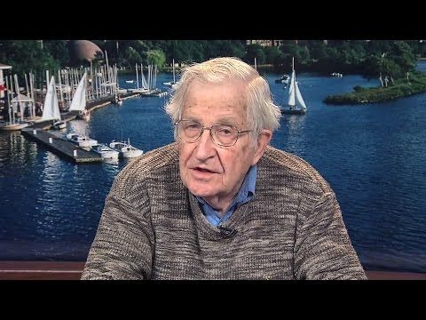 Chomsky doubles down on statement that the Republican Party is most dangerous group in human history