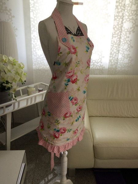 Röcke - ❤️Wunderschöne Schürze ❤️ - ein Designerstück von Yasemin06 bei DaWanda
