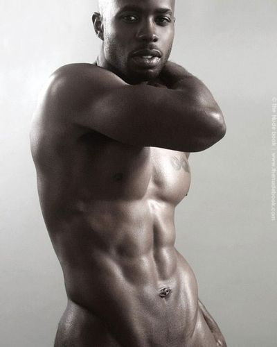 Beautiful Nude Black Men 109
