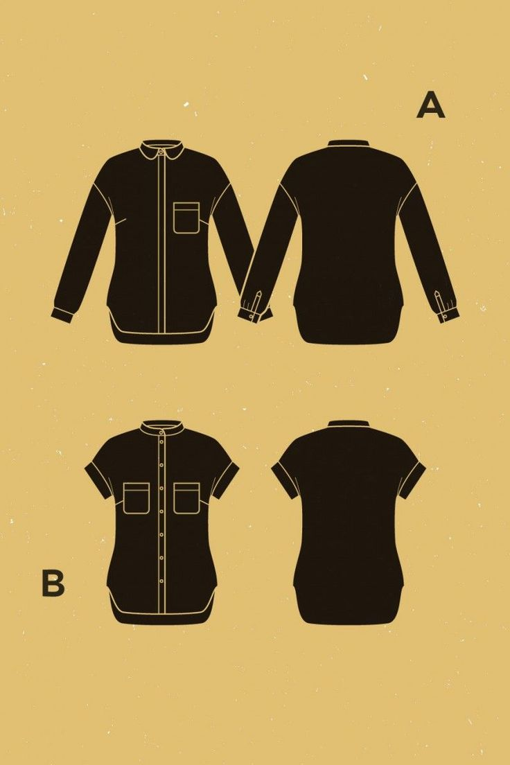 Modern dressmaker buttons - Melilot Is A Modern Casual Button Up With Dropped Shoulders Make Yours With Long Sleeves And A Rounded Collar Or Short Sleeves And A Mandarin Collar