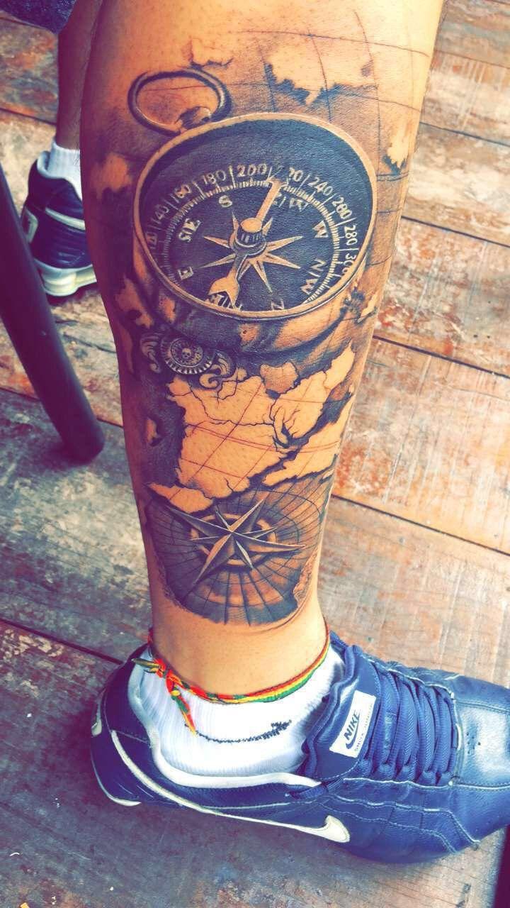 As 20 melhores ideias de bussola tattoo no pinterest for Bussola tattoo significato