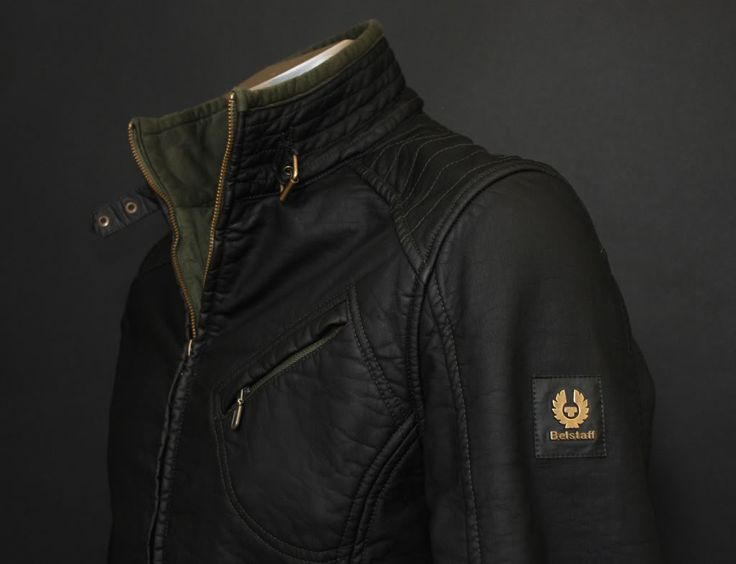 "Jeremy Renner's ""The Bourne Legacy"" jacket: Bellstaff H Racer"