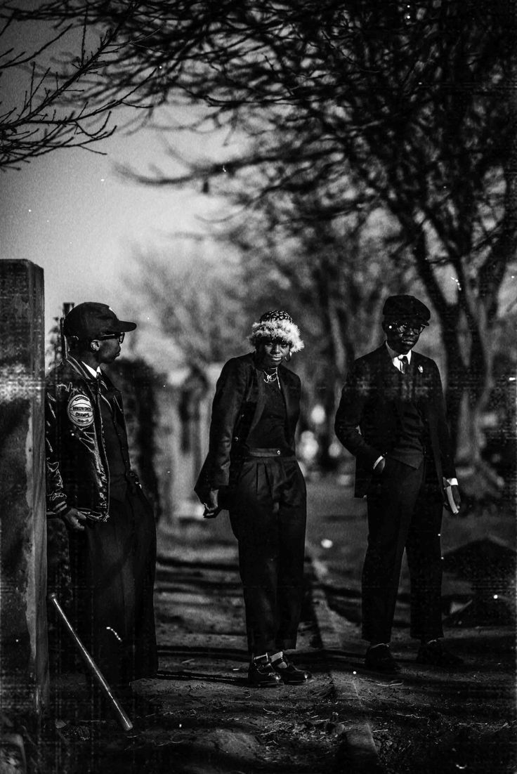 BLACK HISTORY MARCH VOL.II The Sartists x Manthe Ribane photographed by Anthony Bila Full editorial: http://bit.ly/1ualCoC Location: Soweto, South Africa Instagram: The Expressionist Facebook: The...