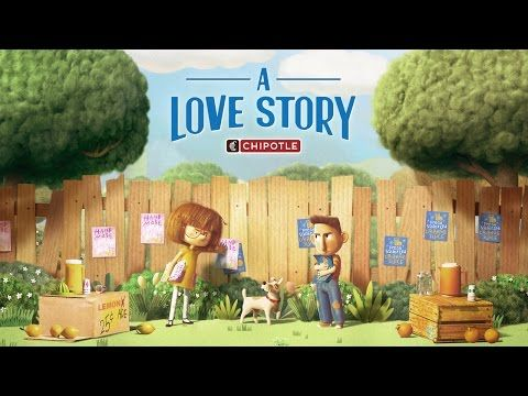 A Love Story - YouTube