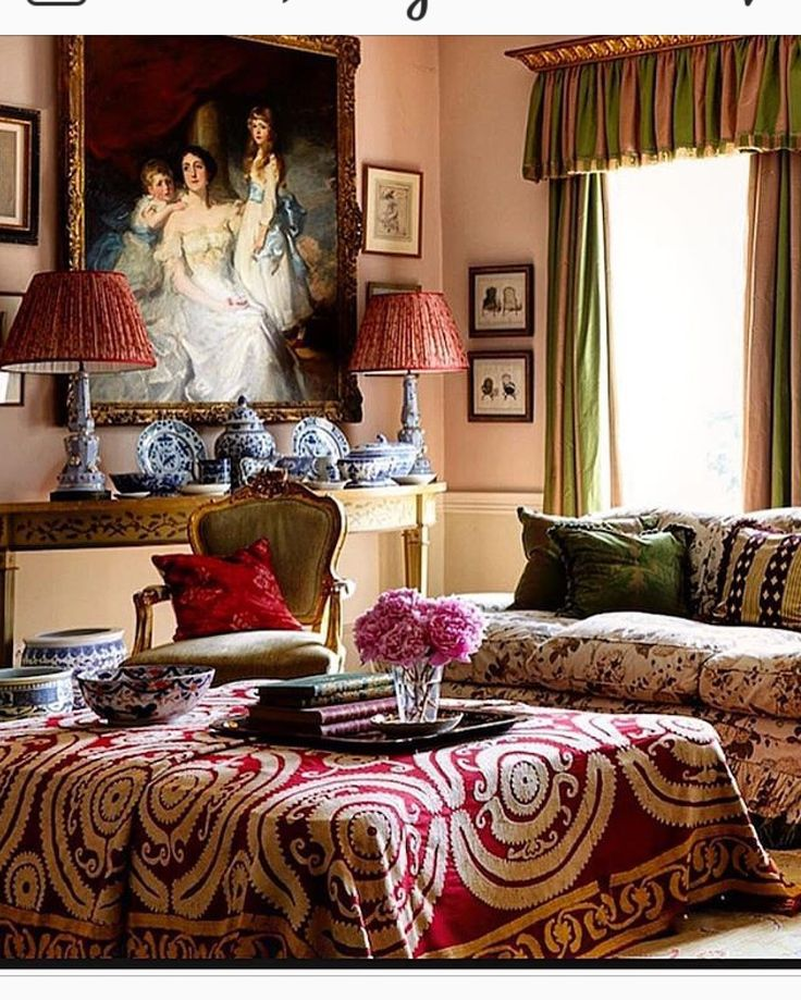 17+ Best Ideas About English Living Rooms On Pinterest
