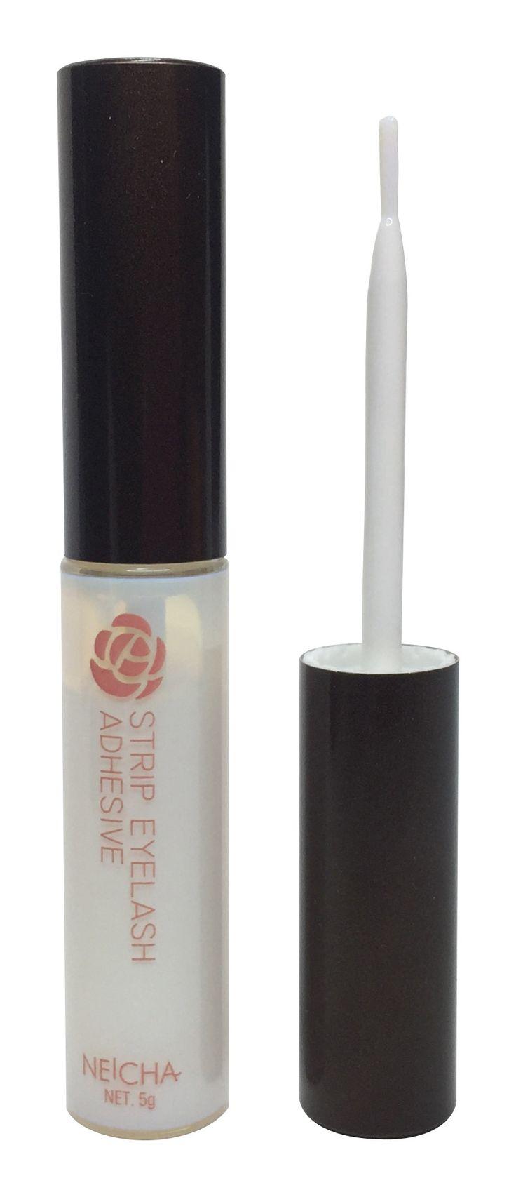 Eyelash Glue for Strip or Cluster Lashes