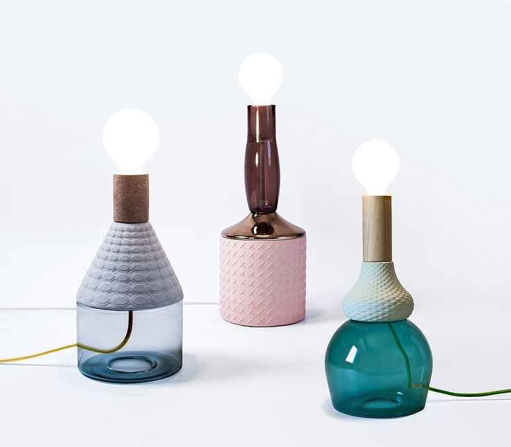 MRND Lamps by Elena Salmistraro for Seletti