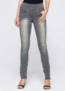 Velmi strečové džíny s pohodlnou pasovkou, bpc selection