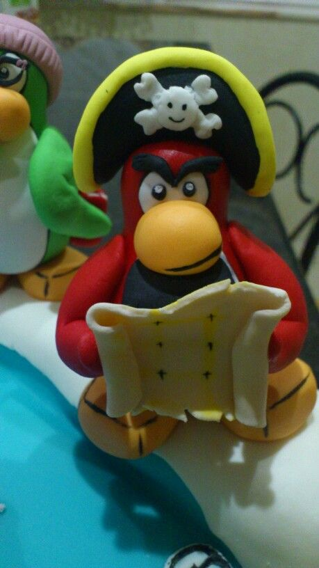 Clube pinguim 3