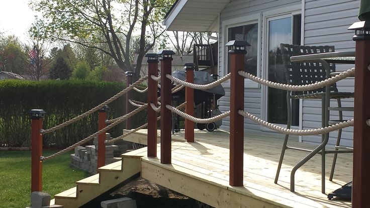 Porch Stairs Design