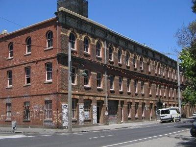 Denton Hat Mills, Abbotsford