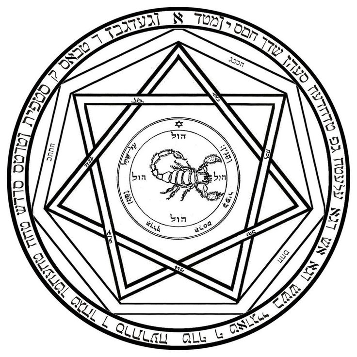 Supernatural Demon Sigils 2018 Images Pictures Enochian Sigil