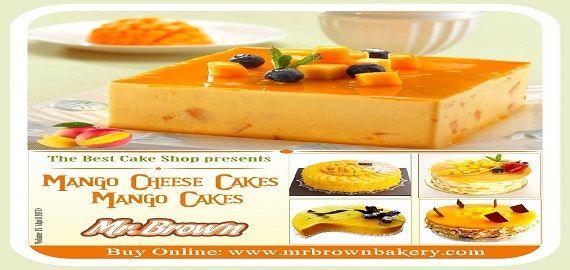 Mango Cakes Shop in Delhi, Noida, Lucknow, Kanpur. Mr. Brown Bakery offers online #cake #cupcakes#birthdaycake #cakes #pancakes#cheesecake #weddingcake#chocolatecake #cakeart #redvelvetcake#customcake #cakelover #fruitcake#blueberrycheesecake #ilovecake#caketime #cakelove #crabcakes#buttercreamcake #lovecake #spongecake#minicake #flowercake #cakeshop#strawberrycheesecake.  Buy and Order cakes online in Delhi, Noida, Lucknow, Kanpur with different different flavors and without any extra…