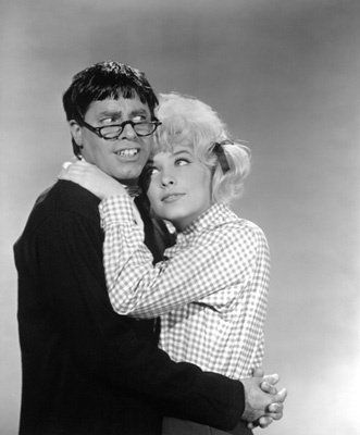 """""""The Nutty Professor"""", Jerry Lewis and Stella Stevens (1963)"""