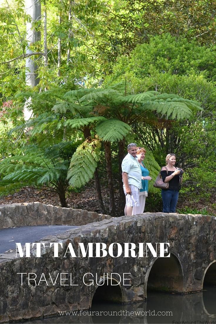 Mt Tamborine Travel guide - where to go, eat, stay, play