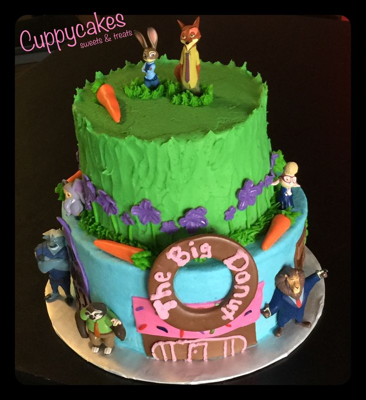 37 best images about zootopia bday on Pinterest Disney ...
