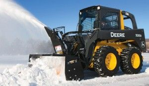 The Essential John Deere Equipment Needed to Get You Through the Winter - Snow Blower