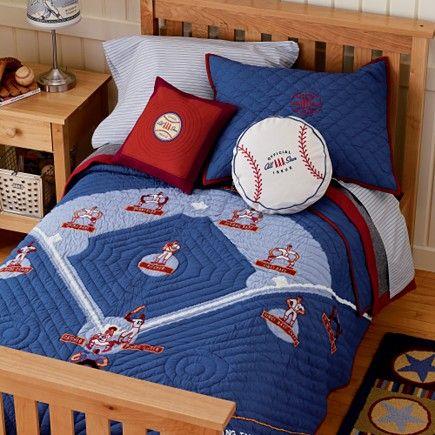 boys baseball sheets. Black Bedroom Furniture Sets. Home Design Ideas
