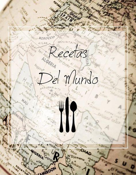 Libro Cocina por Sofia Martinez