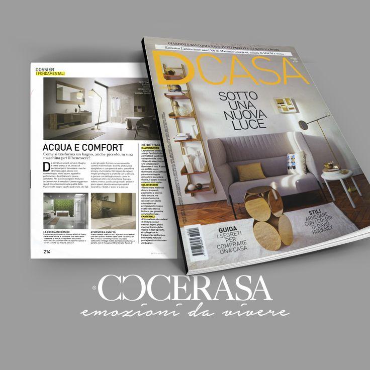 D Casa - Aprile 2017 #press #release