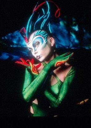 Cirque du Soleil. | Le Blog HD LAND: James Cameron filme le Cirque du Soleil en 3D