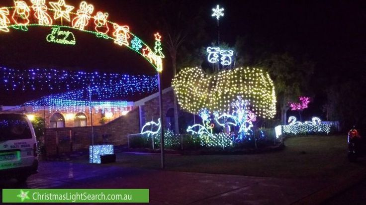 Christmas Lights at 54 Armstrong Way, Noranda (http://xmaslights.co/noranda)