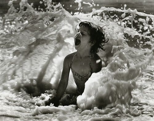Alfred Eisenstaedt  Jones Beach, Long Island, 1951