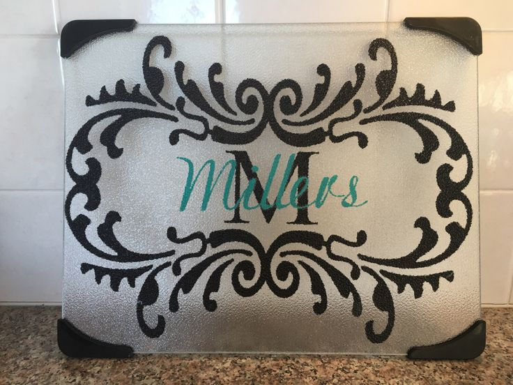 A personal favorite from my Etsy shop https://www.etsy.com/listing/262249233/personalized-cutting-board-wedding-gift