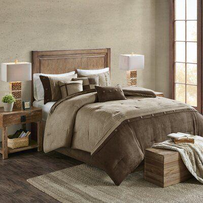 Best Laurel Foundry Modern Farmhouse Morandiere Comforter Set 400 x 300