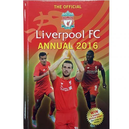 Liverpool F.C. Annual 2016