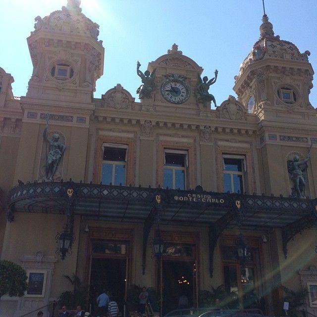 #Casino #Monaco #Montecarlo #casinomontecarlo #cafedeparis  Княжество #Монако, знаменитое Казино Монте-Карло by olik300 from #Montecarlo #Monaco