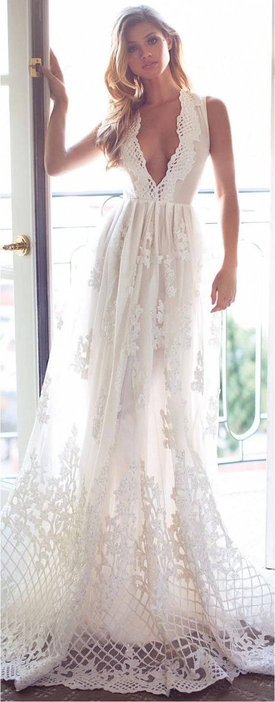 2381 best Beach Wedding Dresses images on Pinterest ...