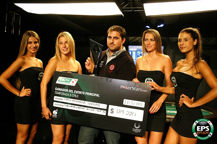 Con ustedes el flamante ganador del torneo LAPT Chile 2013. Pablo Tavitian.