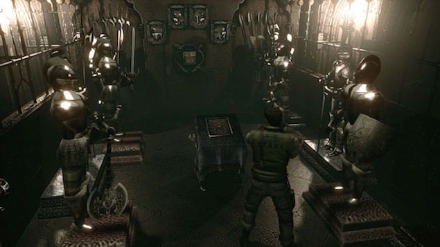 Resident Evil HD Remaster Review: Monster's Ball - Resident Evil is a long-running video game franchise with a dedicated audience that's known even outside gaming circles thanks to a series of (mostly awful) movies starring Milla Jovovich. Resident Evil HD Remaster is a recent remake of a 2002 Nintendo GameCube game, which was a remake of a 1996 game for the original PlayStation, Sega Saturn...