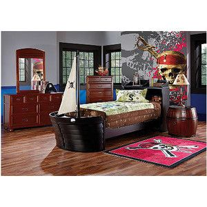 25 best justyns room images on pinterest pirates kid for Boys pirate bedroom ideas