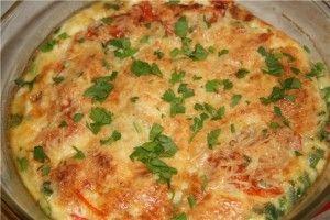 Рецепты для микроволновой печи Готовим испанский омлет