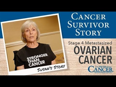 The Truth About Cancer Featuring: Cancer Survivor Story - Susan Ellington - Ovarian Cancer Story  https://ussportsnetwork.blogspot.com/2018/03/the-truth-about-cancer-featuring-cancer.html