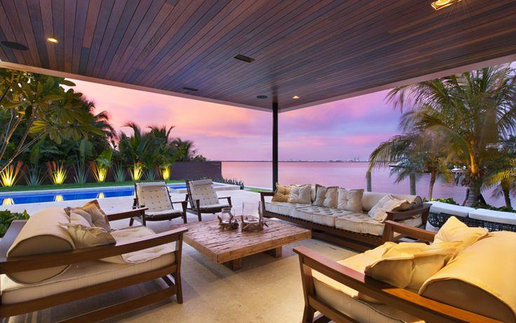 Miami Beach House view