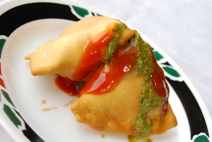 A samosa is a popular snack in India, Pakistan, Nepal, and Bangladesh. To make your own samosas, start by making the dough. Let the dough rest for 30 minutes. Prepare the filling in a large saucepan. Allow the filling to cool. Divide the...