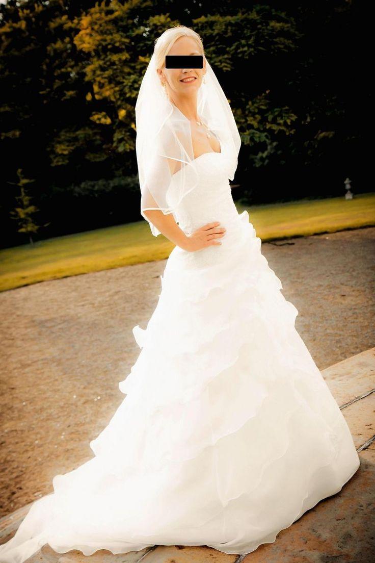 42 best Hochzeitskleider images on Pinterest | Weddings, Bridal ...