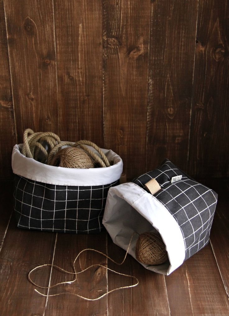 Excited to share the latest addition to my #etsy shop: Storage Canvas Baskets - Set of 3 - Fabric Organizer - Screen Printed - Bathroom Kitchen Workspace Children's room http://etsy.me/2zpyJSj #furniture #storage #birthday #christmas #white #fabric #organizer #bathroomstorage