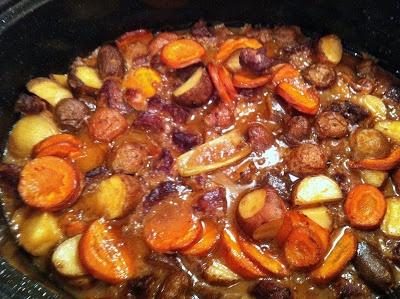 Venison Stew from Old Centennial Farmhouse Kitchen