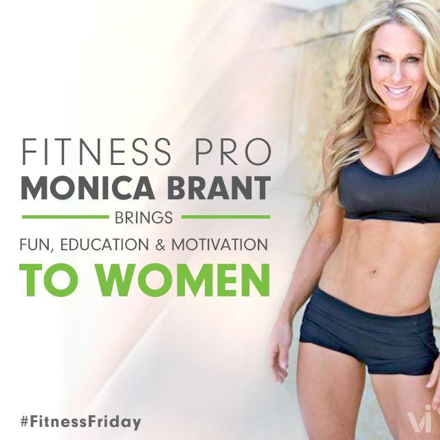 Fitness Pro Monica Brant